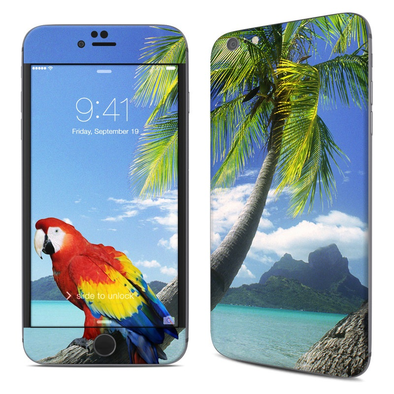 Tropics iPhone 6s Plus Skin