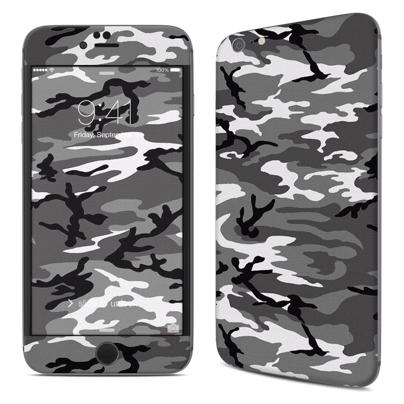 Urban Camo iPhone 6s Plus Skin