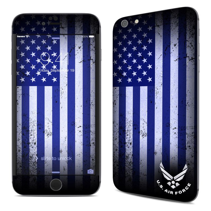 USAF Flag iPhone 6s Plus Skin