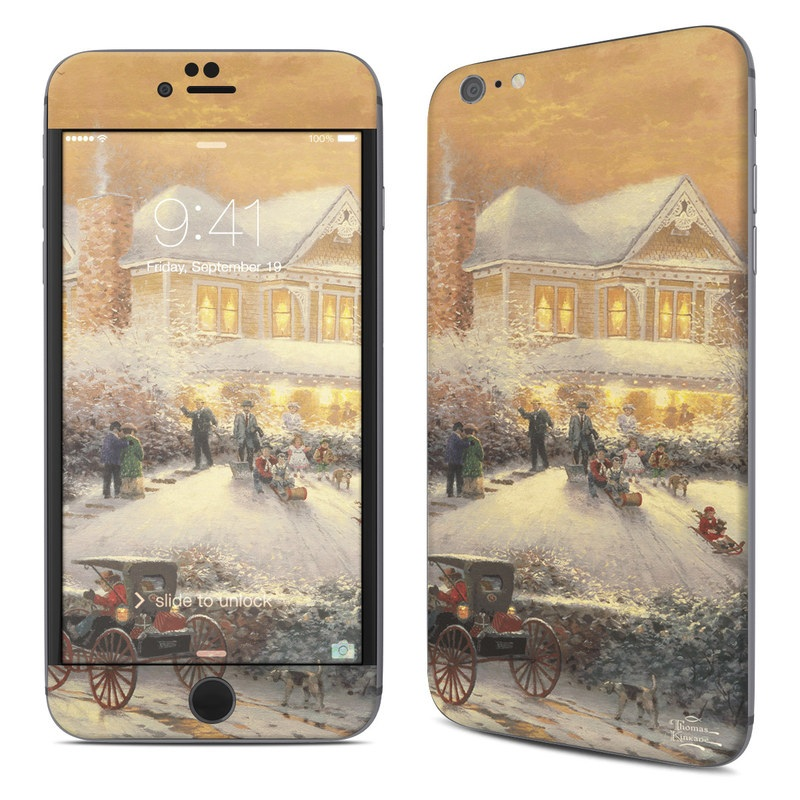 Victorian Christmas iPhone 6s Plus Skin