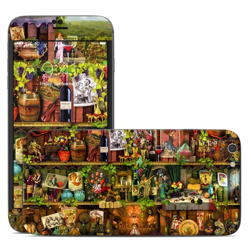 Wine Shelf iPhone 6s Plus Skin
