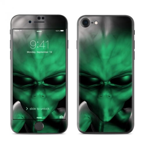 Abduction iPhone 7 Skin