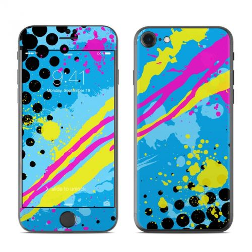 Acid iPhone 7 Skin