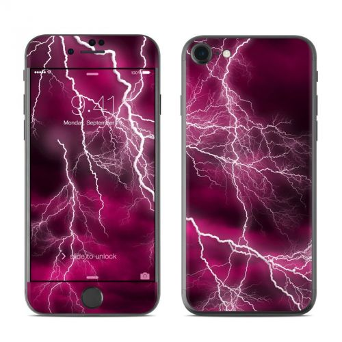 Apocalypse Pink iPhone 7 Skin
