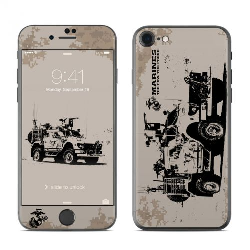 Artillery iPhone 7 Skin