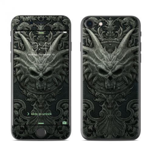 Black Book iPhone 7 Skin