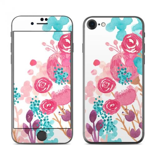 Blush Blossoms iPhone 7 Skin