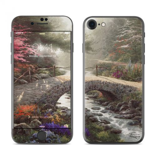 Bridge of Faith iPhone 7 Skin