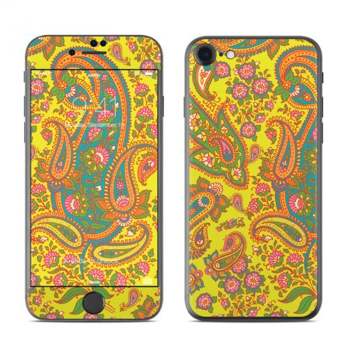 Bombay Chartreuse iPhone 7 Skin