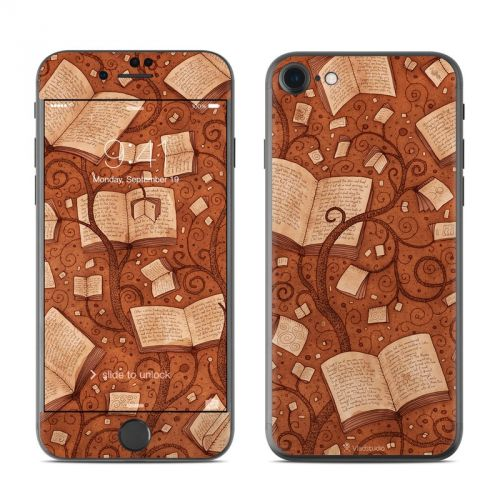 Books iPhone 7 Skin