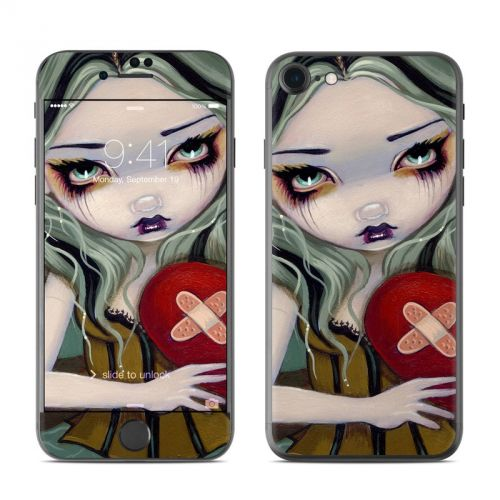 Broken Heart iPhone 7 Skin