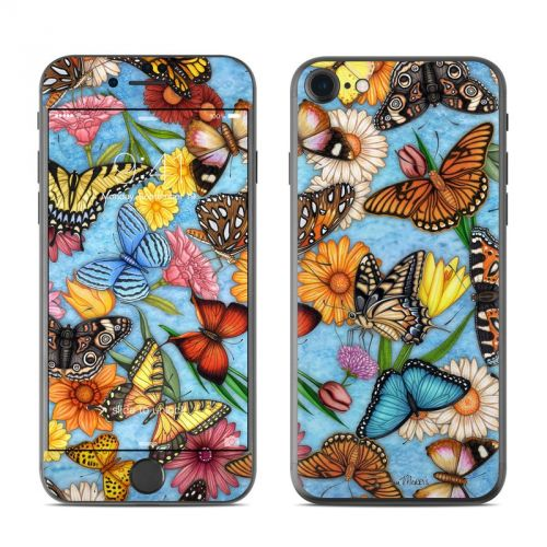 Butterfly Land iPhone 7 Skin