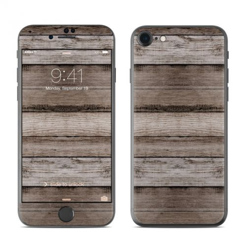 Barn Wood iPhone 7 Skin