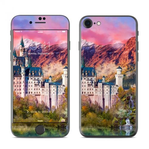 Castle Majesty iPhone 7 Skin
