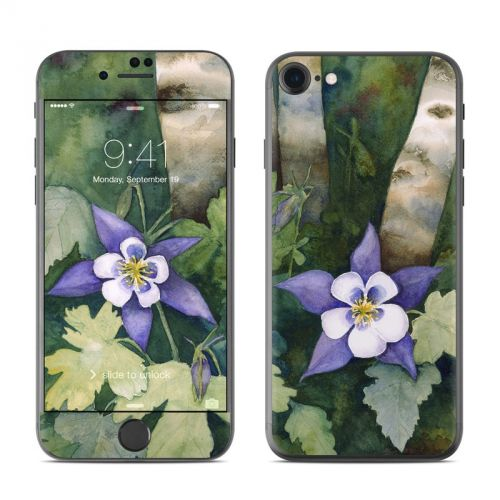 Colorado Columbines iPhone 7 Skin