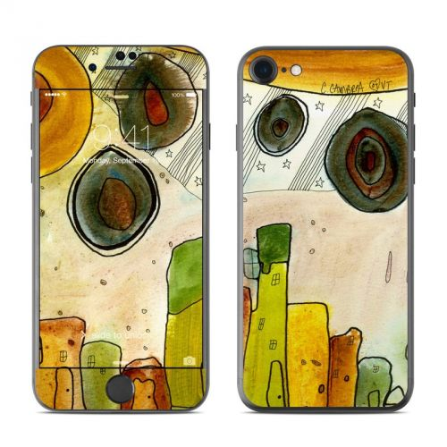 City Life iPhone 7 Skin