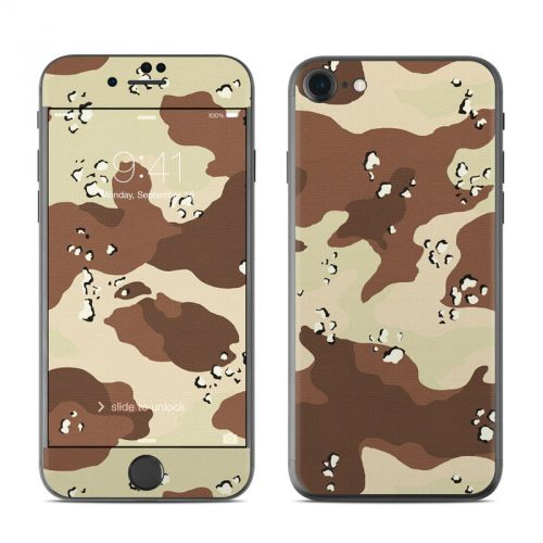 Desert Camo iPhone 7 Skin
