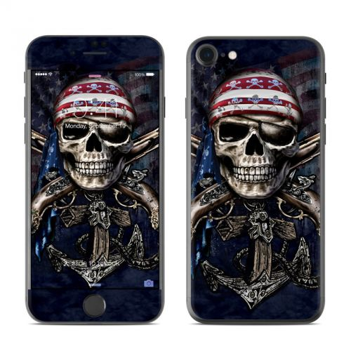 Dead Anchor iPhone 7 Skin