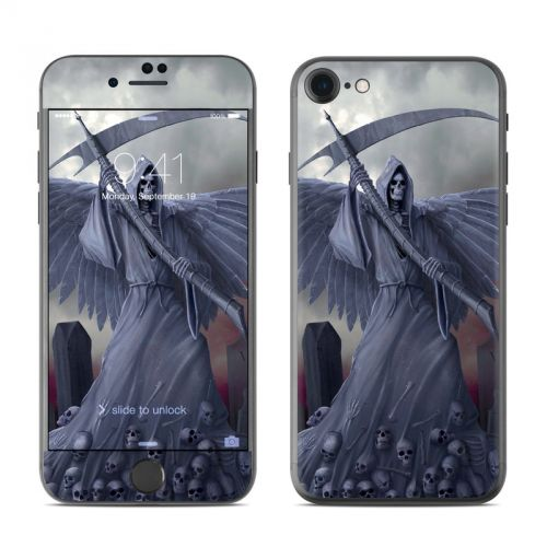 Death on Hold iPhone 7 Skin