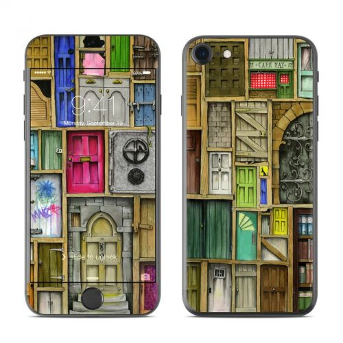 Doors Closed iPhone 7 Skin