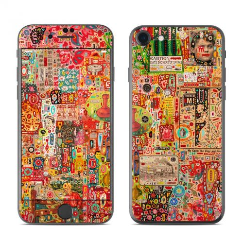 Flotsam And Jetsam iPhone 7 Skin