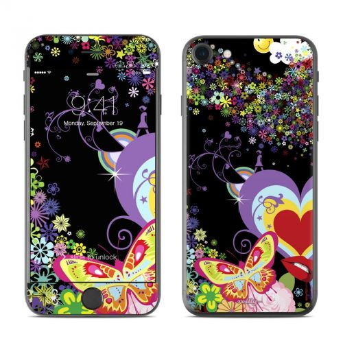 Flower Cloud iPhone 7 Skin
