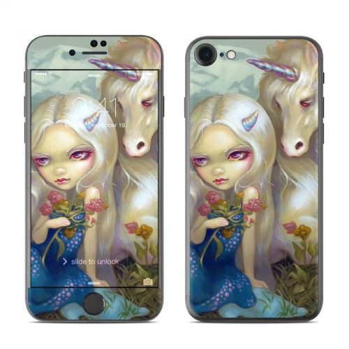 Fiona Unicorn iPhone 7 Skin