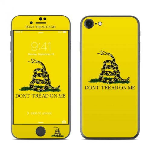 Gadsden Flag iPhone 7 Skin