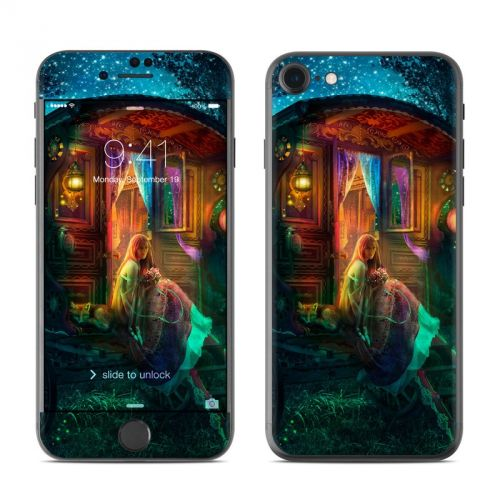 Gypsy Firefly iPhone 7 Skin