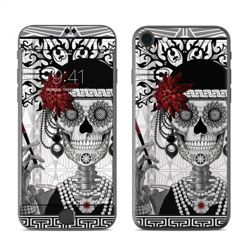 Mrs Gloria Vanderbone iPhone 7 Skin