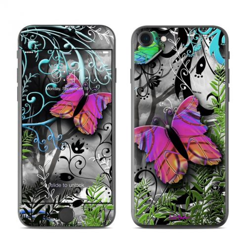 Goth Forest iPhone 7 Skin