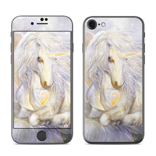 Heart Of Unicorn iPhone 7 Skin