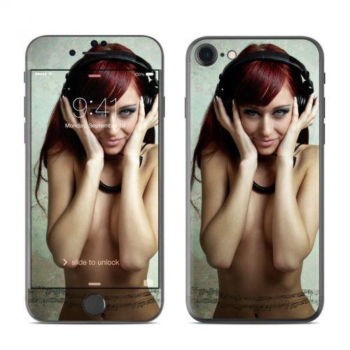 Headphones iPhone 7 Skin