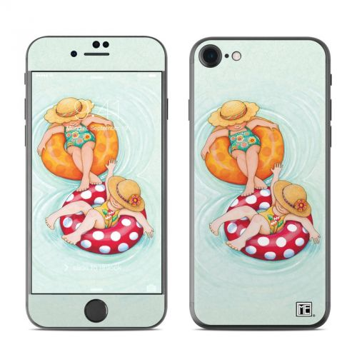 Inner Tube Girls iPhone 7 Skin