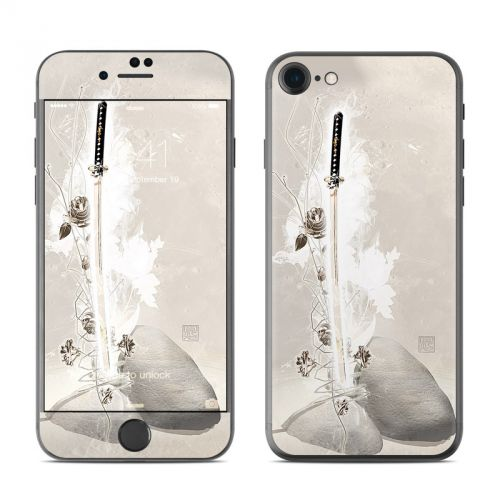 Katana Gold iPhone 7 Skin