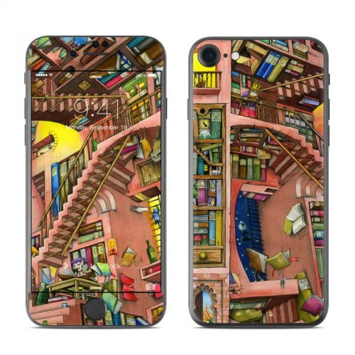 Library Magic iPhone 7 Skin