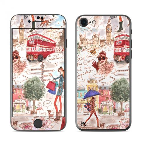 London iPhone 7 Skin
