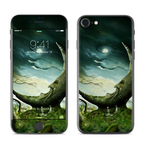 Moon Stone iPhone 7 Skin