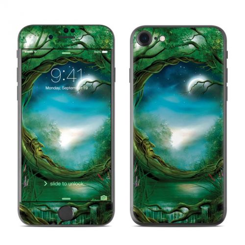 Moon Tree iPhone 7 Skin