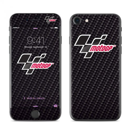 MotoGP Carbon Logo iPhone 7 Skin