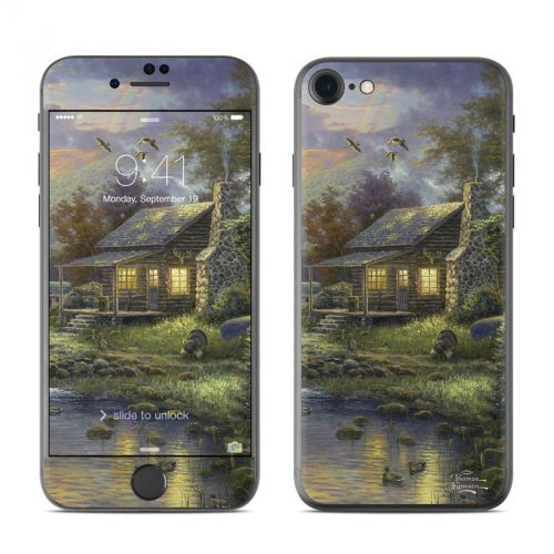 Natures Paradise iPhone 7 Skin