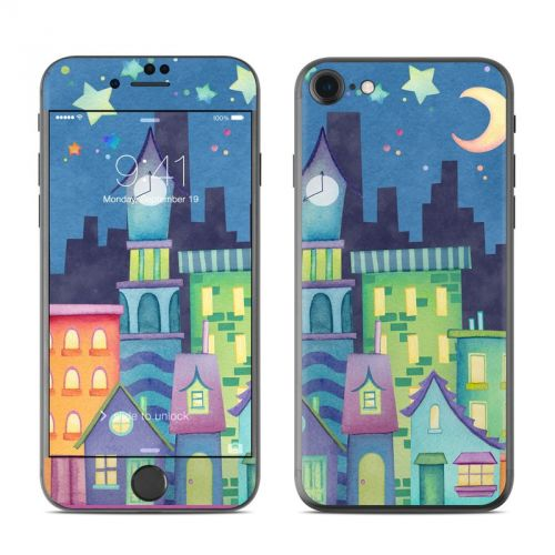Our Town iPhone 7 Skin