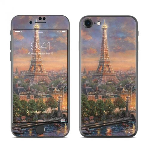 Paris City of Love iPhone 7 Skin