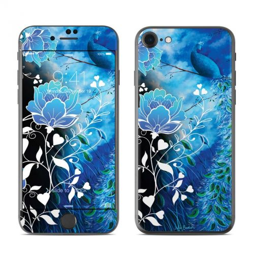 Peacock Sky iPhone 7 Skin