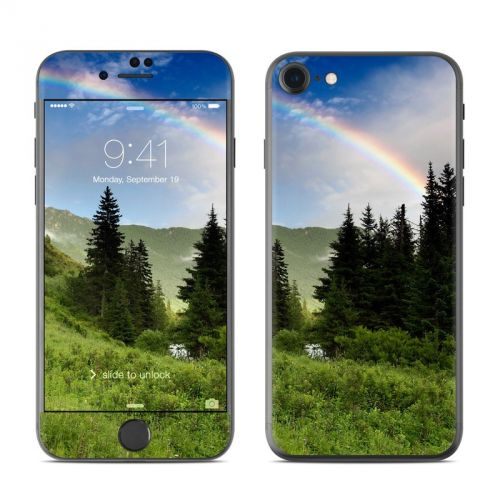 Rainbow iPhone 7 Skin