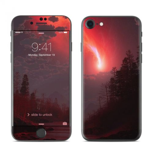 Red Harbinger iPhone 7 Skin