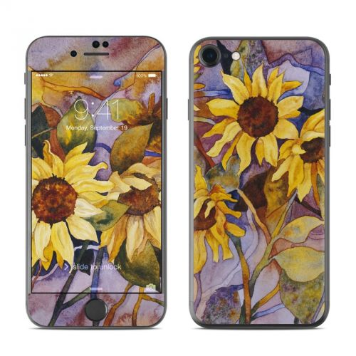 Sunflower iPhone 7 Skin