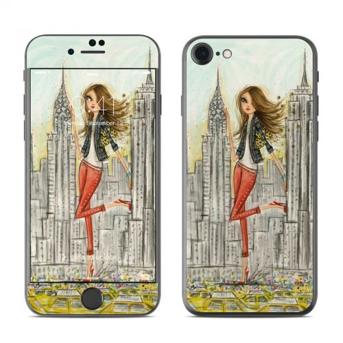The Sights New York iPhone 7 Skin