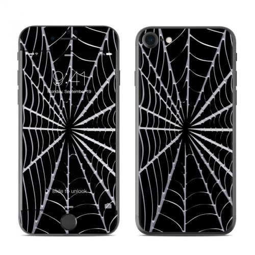 Spiderweb iPhone 7 Skin