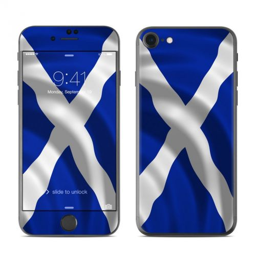 St. Andrew's Cross iPhone 7 Skin